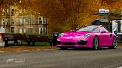 Porsche 911 Turbo S  / FH4