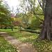 Upper Pleasure Gardens in October