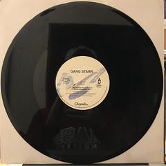 GANG STARR:DWYCK(RECORD SIDE-A)