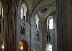 00697 Eglise abbatiale Sainte-Trinité de Lessay
