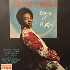 NORMAN CONNORS:DANCE OF MAGIC(JACKET A)