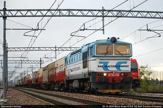 D753.733 Rail Traction Company