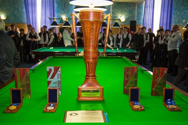Международный турнир на приз почетного президента ФБС ЮФО Ивана Саввиди 2018 (открытие)