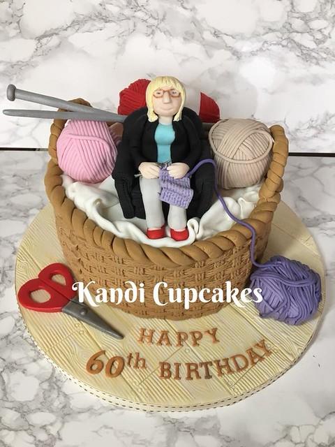 Cake by Kandi Cupcakes