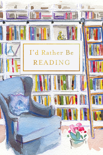 I'd rather be READING : The Delights and Dilemmas of the Reading Life by Anne Bogel #booktips #readinglife #bookreview