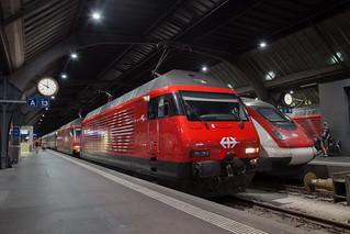 SBB Re 460 103 Zurich Hbf