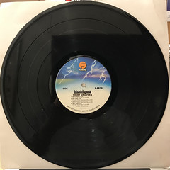 THE BLACKBYRDS:NIGHT GROOVES(RECORD SIDE-A)
