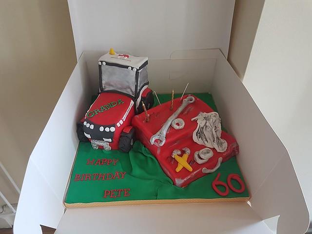 Cake by Veronica's Cake Creations Ireland