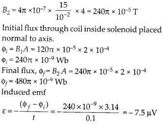 NCERT Solutions for Class 12 Physics Chapter 6 Electromagnetic Induction 9