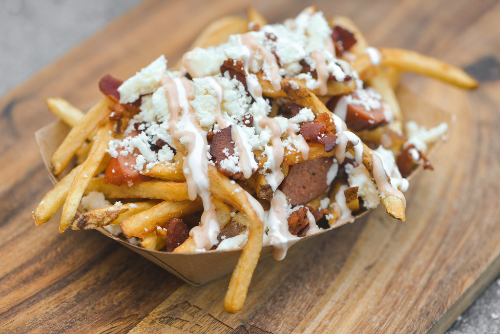 Fully Loaded Salchipapas French Fries and Hot Dogs Recipe :: The ...