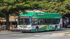 Arlington Transit ART 2017 New Flyer Xcelsior XN40 #5281