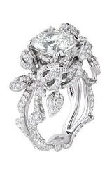 Bague de mariage : Dior jewel by victoire de castellane precieuses roses
