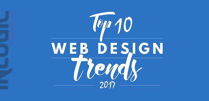 Creative Website Design Trends in 2017 by Web Design