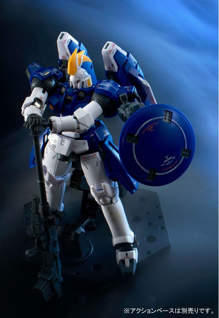優美的蒼之騎士前往戰場!RG 1/144《新機動戰記鋼彈W》OZ-00MS2 托爾吉斯II(トールギスⅡ)【PB限定】