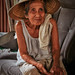 Bangkok – Elderly lady