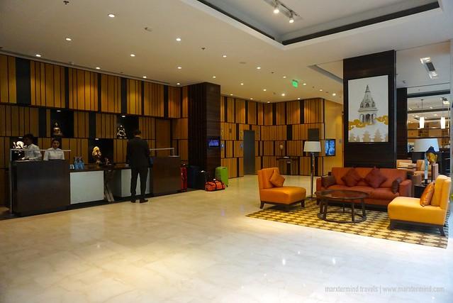 Fairfield by Marriott Kathmandu - Lobby Area