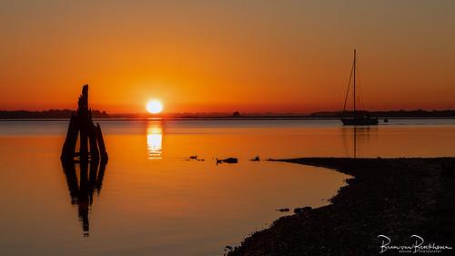 Sunrise Den Osse