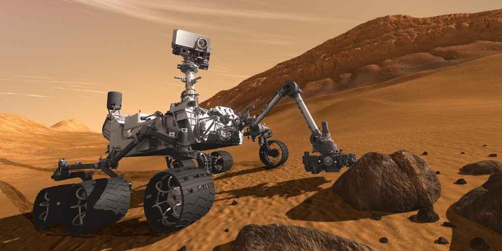 NASA : Curiosity passe à l'ordinateur de secours