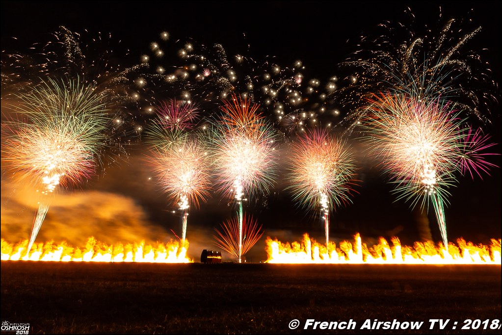 Feu d'Artifice engines and firewalls Review eaa oshkosh airventure airshow meeting aerien