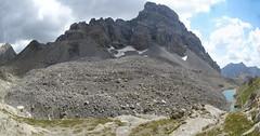 Glaciar rocoso de Chambeyron - Saint-Paul-sur-Ubaye (Francia) - 04