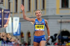 Kvůli bolavé achilovce Eva Vrabcová vynechává i New York Marathon