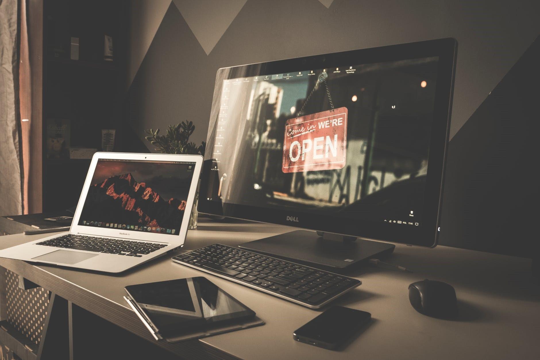 3. Laptops and PCs