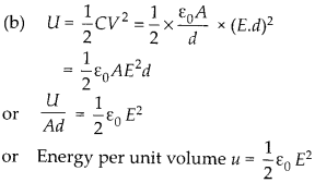 NCERT Solutions for Class 12 Physics Chapter 2 Electrostatic Potential and Capacitance 38