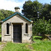 Watch-house , Cadder churchyard. Forth and Clyde Canal