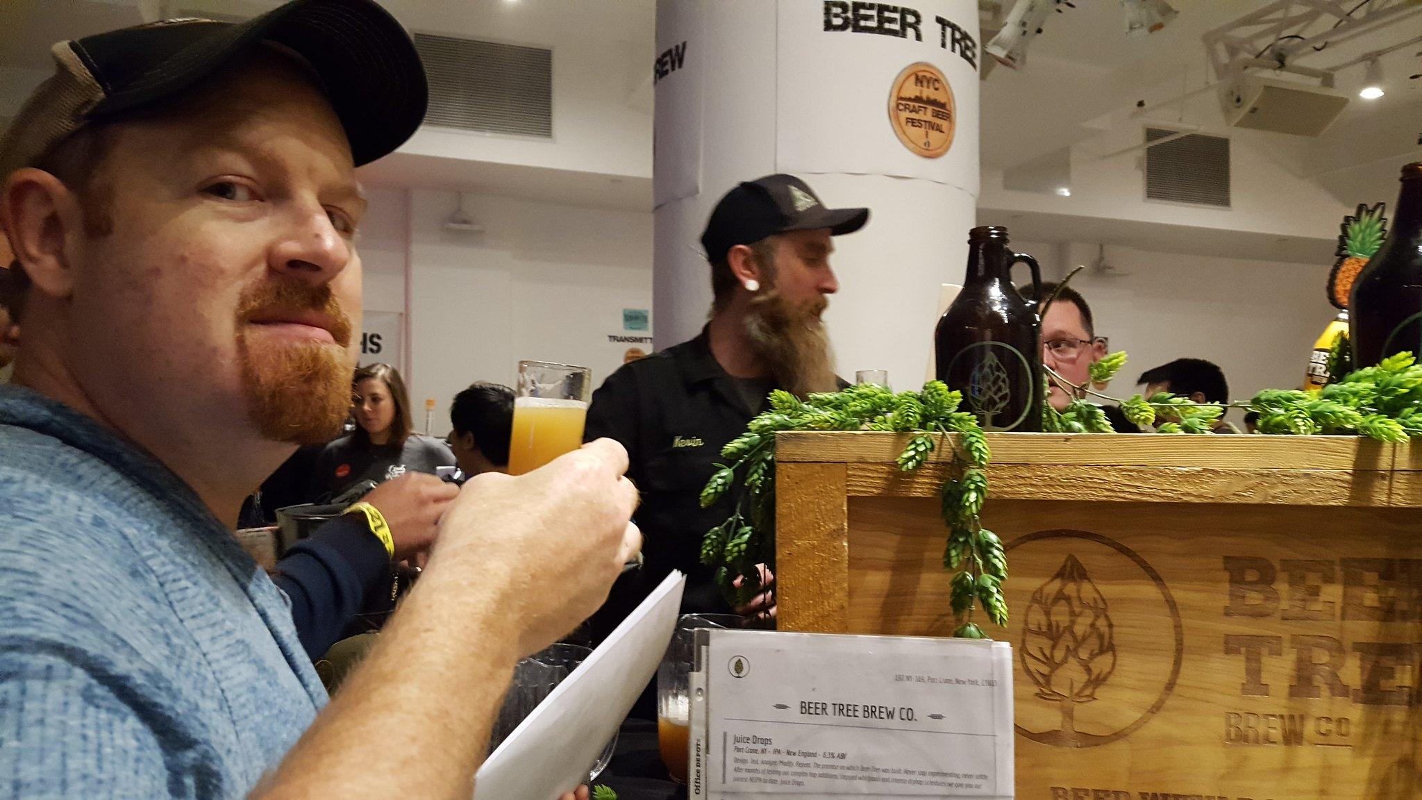 New York City Craft Beer Festival Fall 2018 (5)