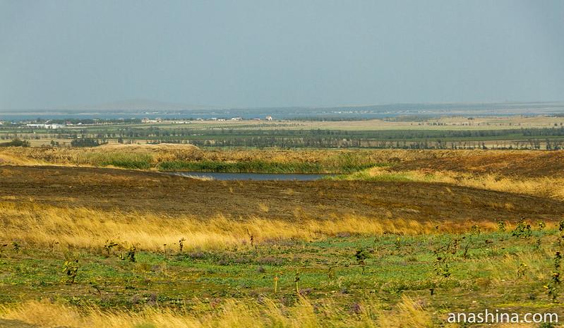 Таманский пейзаж