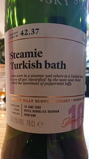 SMWS 42.37 - Steamie Turkish bath