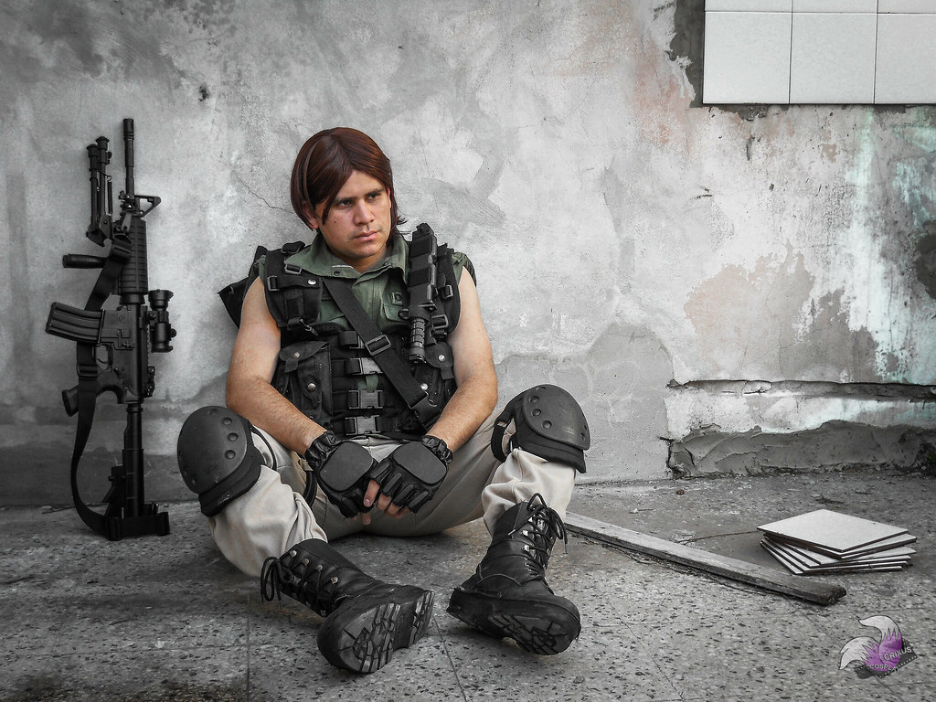 Resident Evil 3 Nemesis Carlos Oliveira X Stefania Crivelli