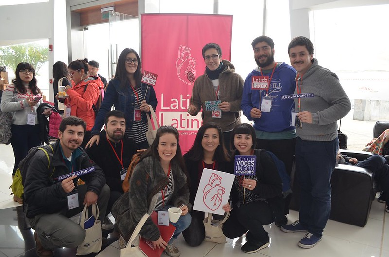 2do Encuentro Alumni LATAM: Latido Latino 2018