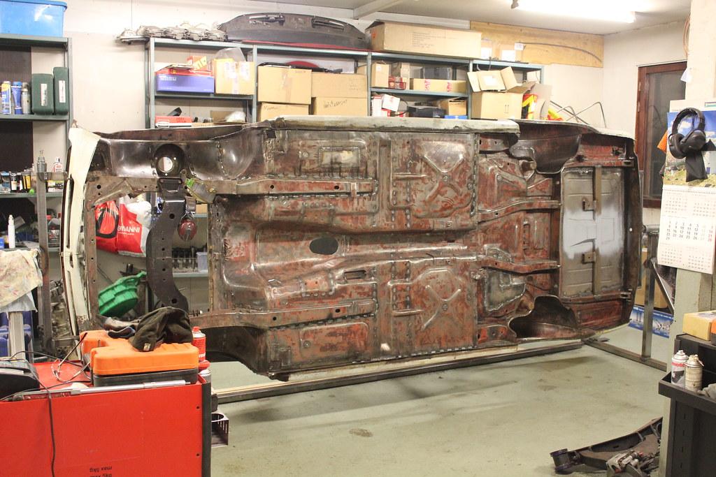 Japrnoo: Datsun 510 & EX Audi S3 31279375688_4067371f66_b