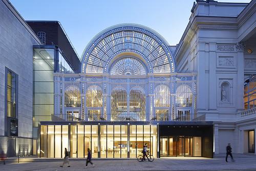 Paul Hamlyn Hall Venues Royal Opera House