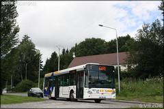 Heuliez Bus GX 327 - TUL (Transports Urbains Laonnois) / CTPL (Compagnie des Transports Urbains du Pays de Laon)(RATP Dev) n°64