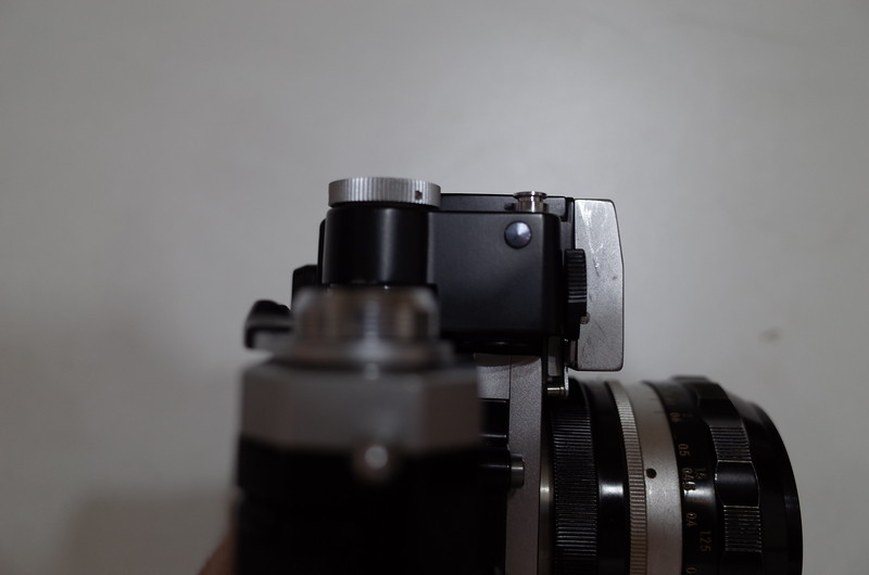 Nikon F フォトミックFTN横
