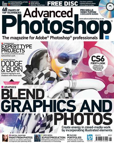 Advanced Photoshop 2012 95 April