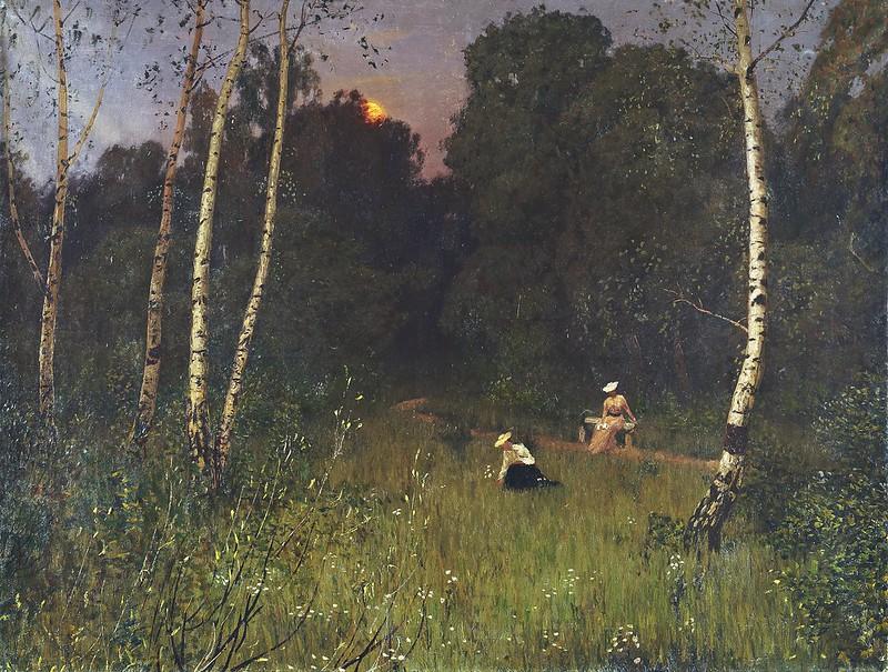 Nikolai Nikanorovich Dubovskoy - Twilight