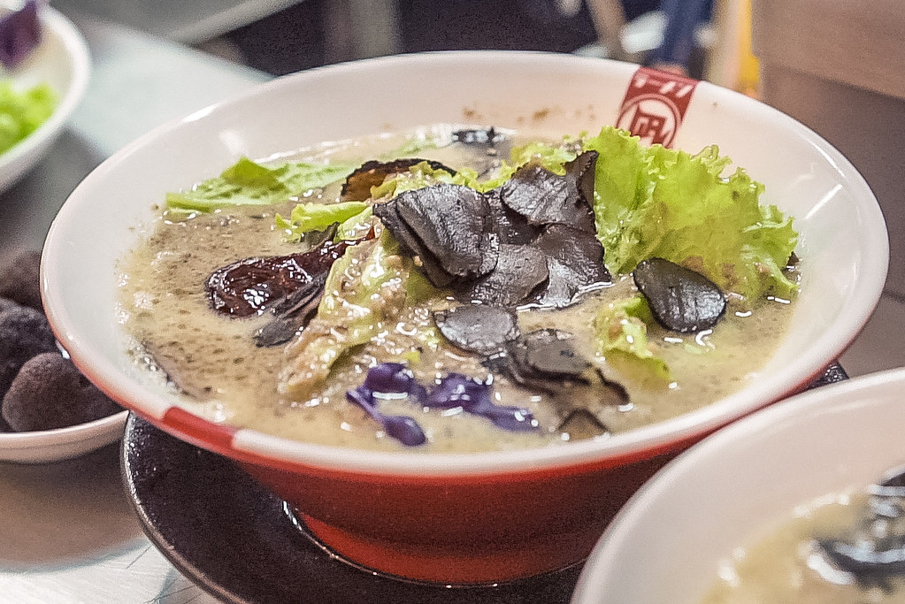 The Ramen Nagi Concept Store in BGC