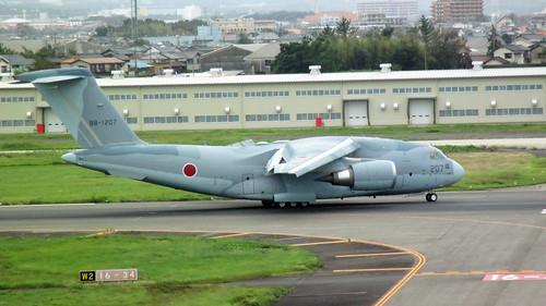 C-2 航空自衛隊第403飛行隊 88-1207 IMG_1053_2