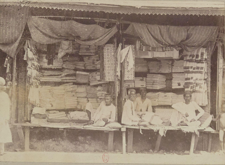 Индийские торговцы