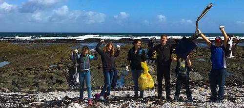 Robben Island Cleanup