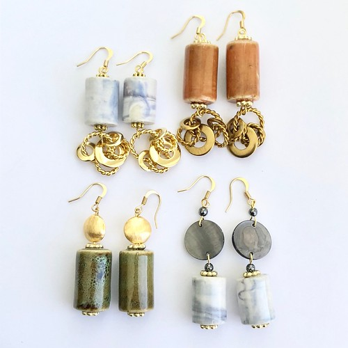 Earrings by GothamChick
