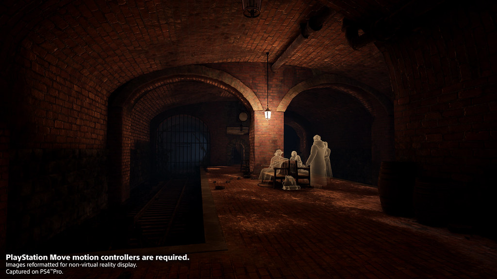 Déraciné for PS VR