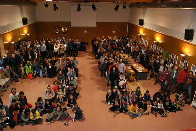 50 anys de l'escola La Forja d'Alpens