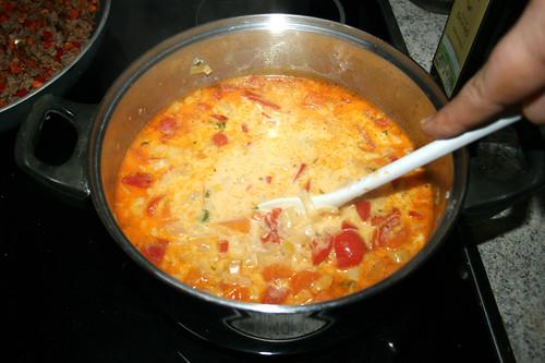 49 - Verrühren & aufkochen lassen / Mix & bring to boil