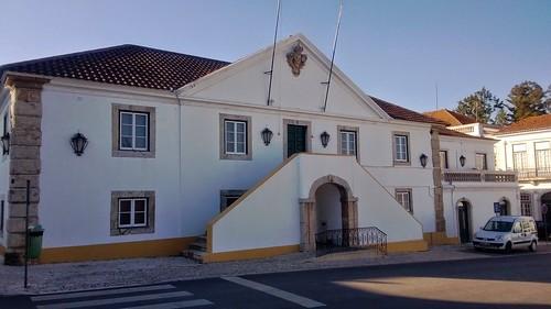 EDIFICIO CAMARA MUNICIPAL DE SALVATERRA DE MAGOS