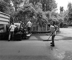 asphalt men in battle creek