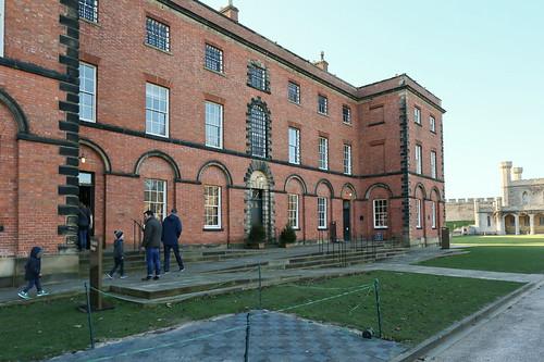 Lincoln Castle, Old Prison